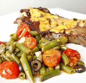 говядина в пароварке с овощами