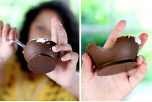 Шоколадная чашка