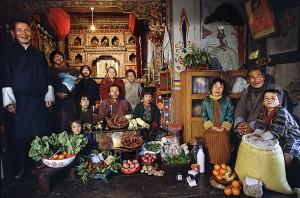 Еда на неделю в Бутане