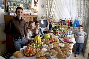 Недельная еда на Сицилии