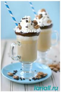 горячее мороженое